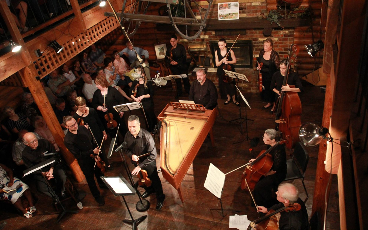 Chamber Music at The BARN at Prairie Pines