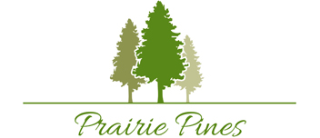 Wedding Venue Wichita | Christmas Tree Farm » Prairie Pines Retina Logo
